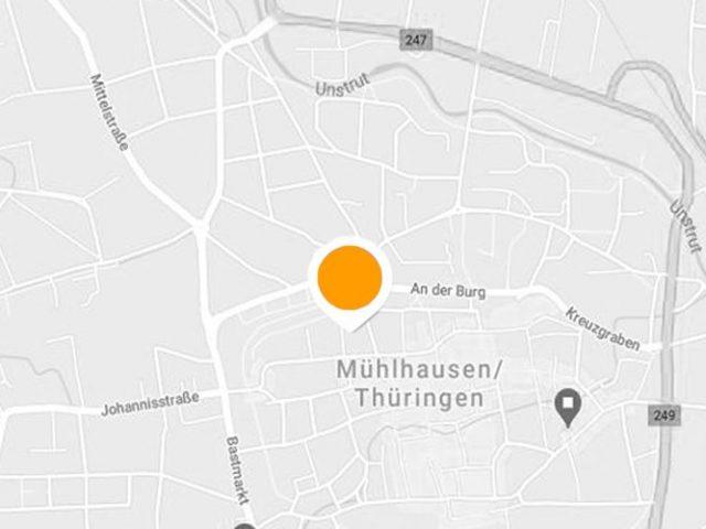 Marienkirche Mühlhausen